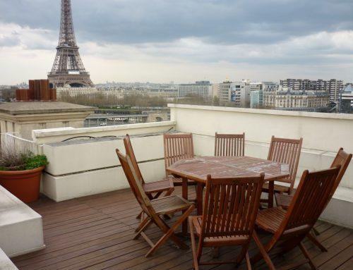 Paris 16ème – Appartement triplex