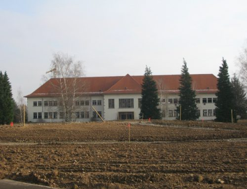 Volgesheim : Groupe Réside Etudes