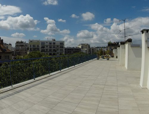 BOULOGNE : Apartment – Roof top